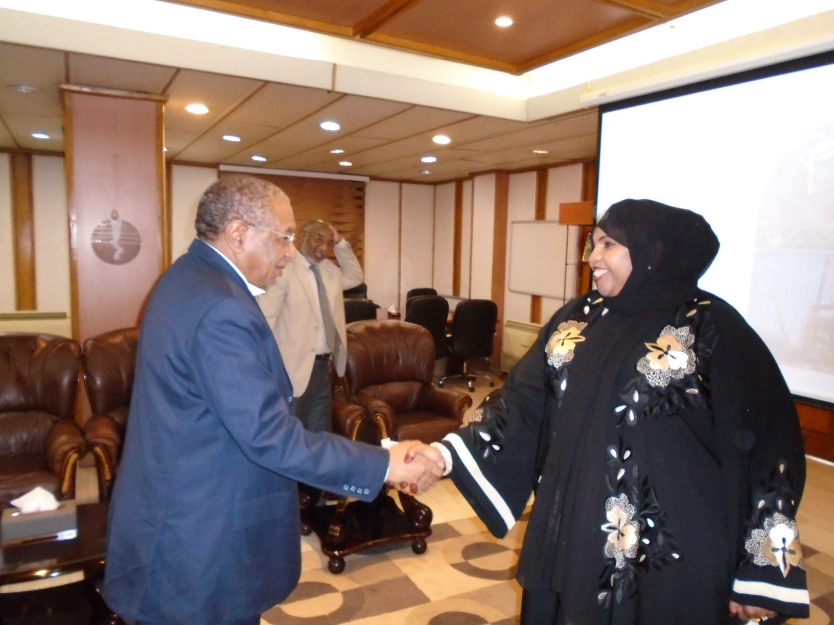 Oil and Gas Project in Sudan – Safa Service Providers
